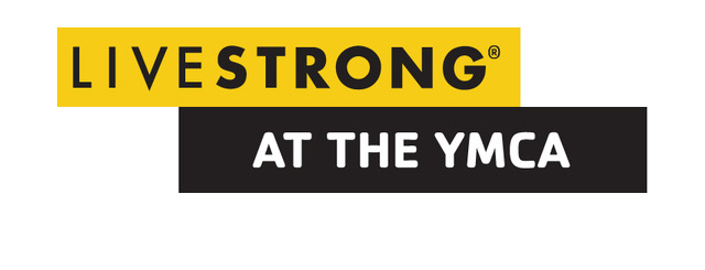 livestrong at the ymca logo