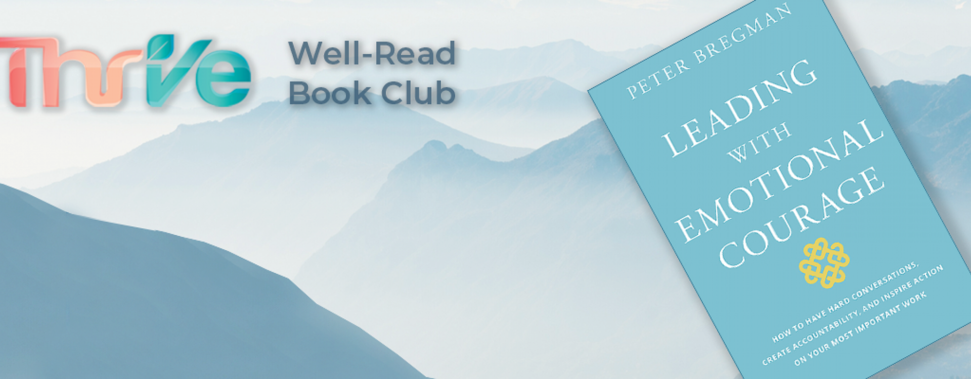 Thrive Well-Read Book Club